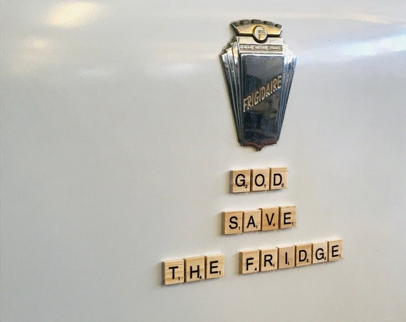 God Save The Fridge magnets