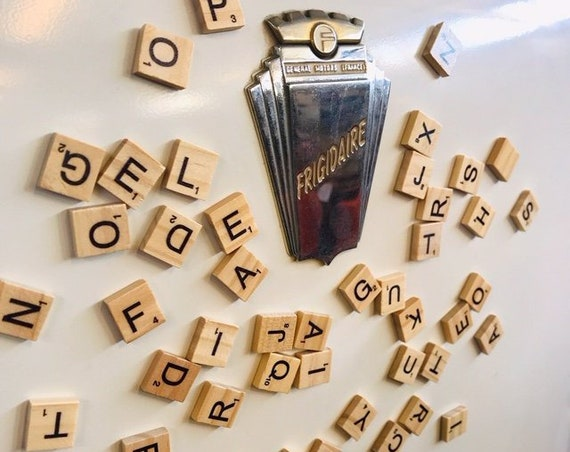 50 Letters Mix magnets