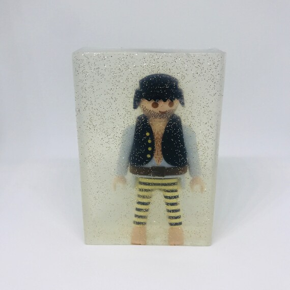 Playmobil Surprise Soap