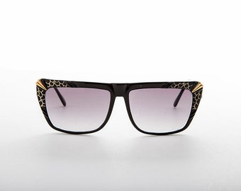 6381a3a07230 Hip Hop Flat Top Style Vintage Sunglasses - Kayah