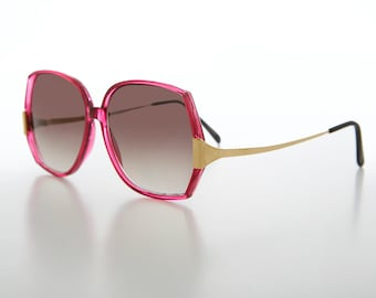 f8893ac266e85 Boho Butterfly Vintage Women s Sunglass with Gold Accents - Shelly