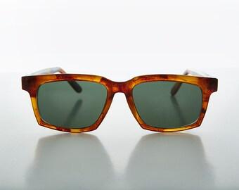 4a05ba8e83ef Rectangular Classic Hipster Retro Dead Stock Sunglass - Vic