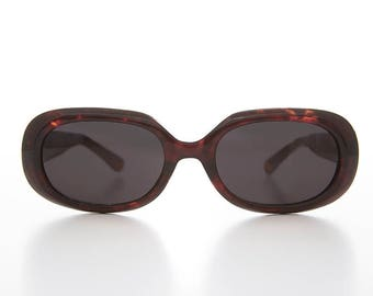 5b338224cb Mod Rectangular Sunglasses 90s Vintage Deadstock - Flaco