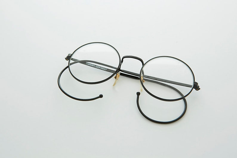 8ef846632aa0 Small Round John Lennon Victorian Spectacle Vintage Eyeglasses