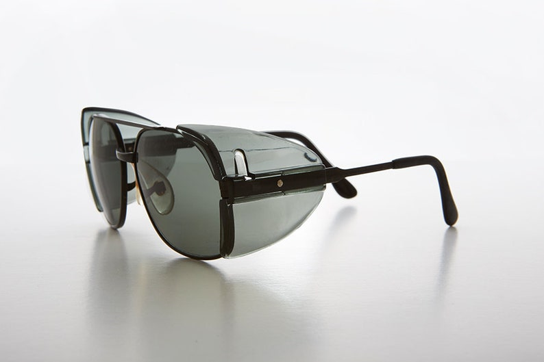 c18bbdd9673 Stylish Safety Sunglass Goggles with Tinted Side Shields