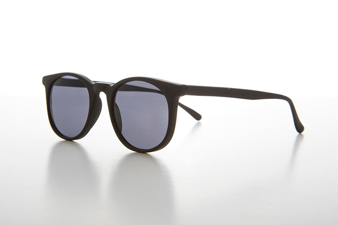 Small Adult Classic Square Vintage Sunglass / Optical Quality Frame -  Harris