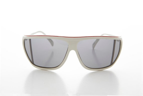 809ad2ec9d5 Polarized Wrap Sunglass   Hip Hop  Sporty   Side Shields
