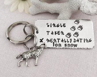 Mentally dating jon snow