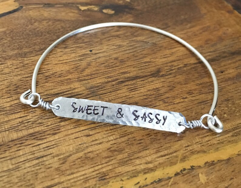 Turquoise Country Western Bangle Sweet and Sassy