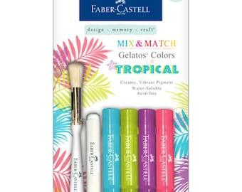 Mix and Match Tropical Gelatos kit