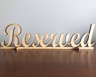 reserved stands etsy