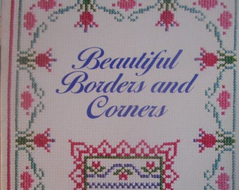 Beautiful Borders and Corners, Better Homes, Pattern Leaflet, 1990