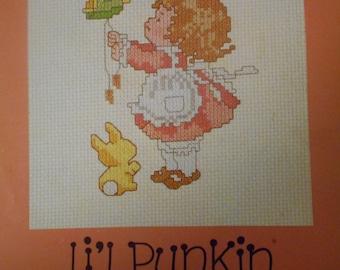 Li'l Punkin, Green Apple, Pattern Leaflet #532, 1980s
