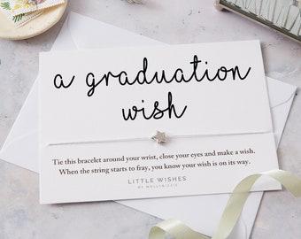 Friendship bracelet, graduation gift