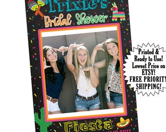 Fiesta Photo Frames Etsy
