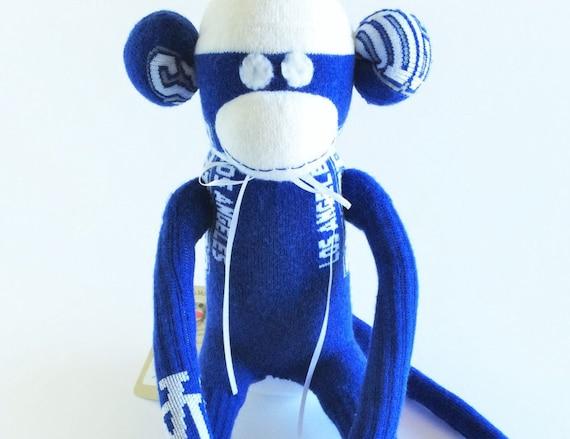 Bicycles Blue Sock Monkey Bike Books Blue Plush Bicycle Plush Bicycle Vintage Bicycles Basket Sock Monkey Blue Monkey