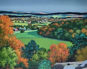 Alderley Edge View Cheshire