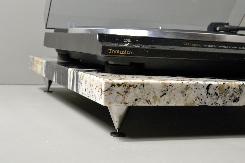 14.5x18x1.625 Turntable Granite Isolation Platform