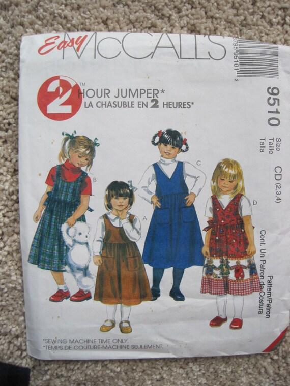 Sin cortar de los niños y las niñas puentes tamaño 2 3 4