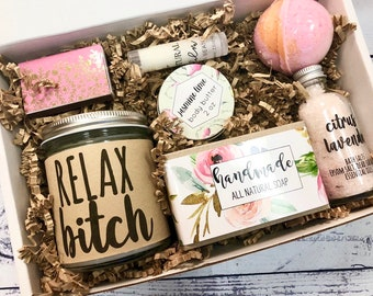Birthday Box For Best Friend Etsy