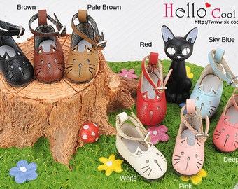 Blythe Pullip Doll Cute Kitten Mini Shoes【11-Series】