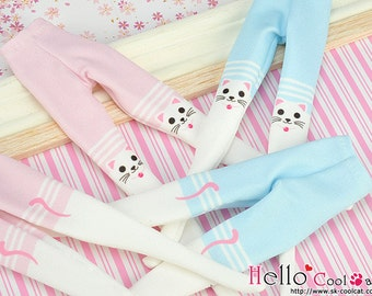 Pullip Print Pantyhose / Tights # Cats