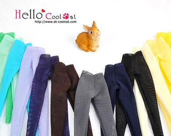 Pullip Doll Net Pantyhose Tights / Simple Color