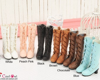 Blythe Pullip Doll High-Heeled 6 Holes Boots (02-series)