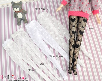 Pullip Style Net Pantyhose /Tights (Different Patterns)