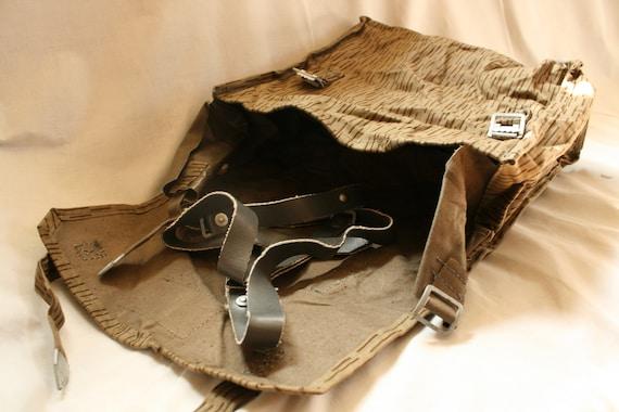 East German rucksack, Military rucksack, East Germ