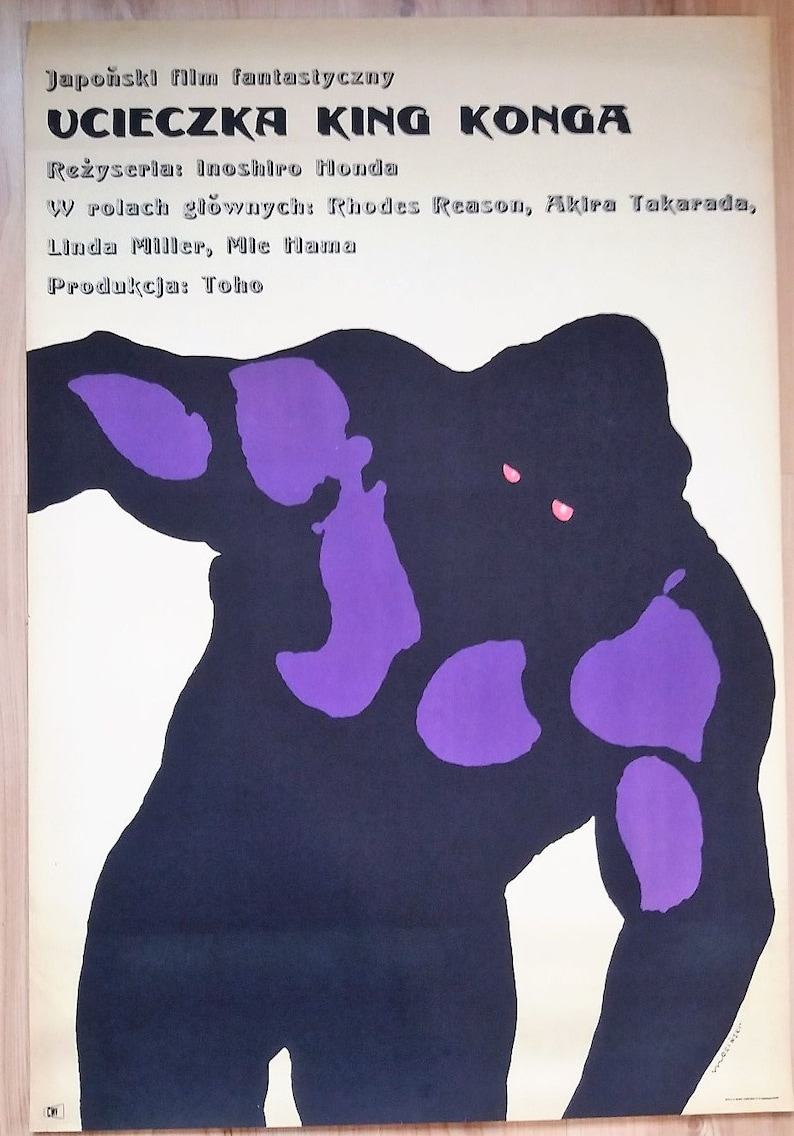 be91c7a9697 Polish poster 250 best Polish posters Collection od 50s-90s