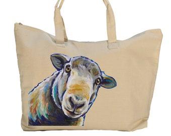 4 Tool BagProject Bag Sheep No