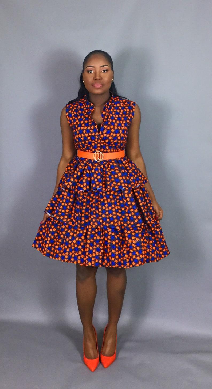 African clothing womens clothing handmade clothingAnkara  3511e5af5e