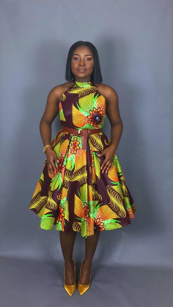 NEU IN: Afrikanische Kleidung afrikanische Kleider | Etsy