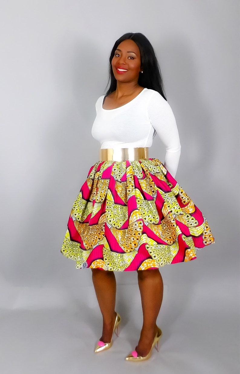 NEW IN African print handmade skirt with pockets,African clothing,African skirts,maxi skirts,Ankara skirts,dashiki skirts