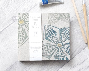 Fabriano Artistico Watercolour Studio or Field  Book, with 20 pages 300gsm Hot Pressed watercolour paper