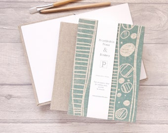 Fabriano 5 Watercolour Sketchbooks & Slipcase with 300 gsm HP Paper in high white, A5+