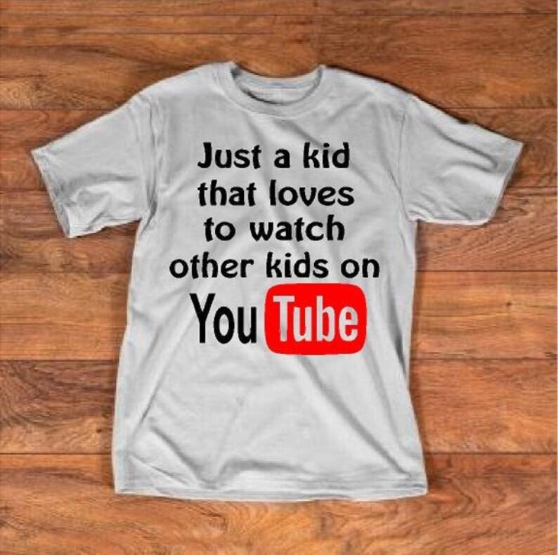 Nur Ein Kind Die Anderen Kinder Auf Youtube Lustige Kinder Etsy