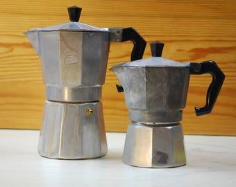 Vintage mokka, mocha maker, coffee, espresso maker. Chose Your Variation below   | Vintage items | Home decor | Kitchen decor | Scandinavia