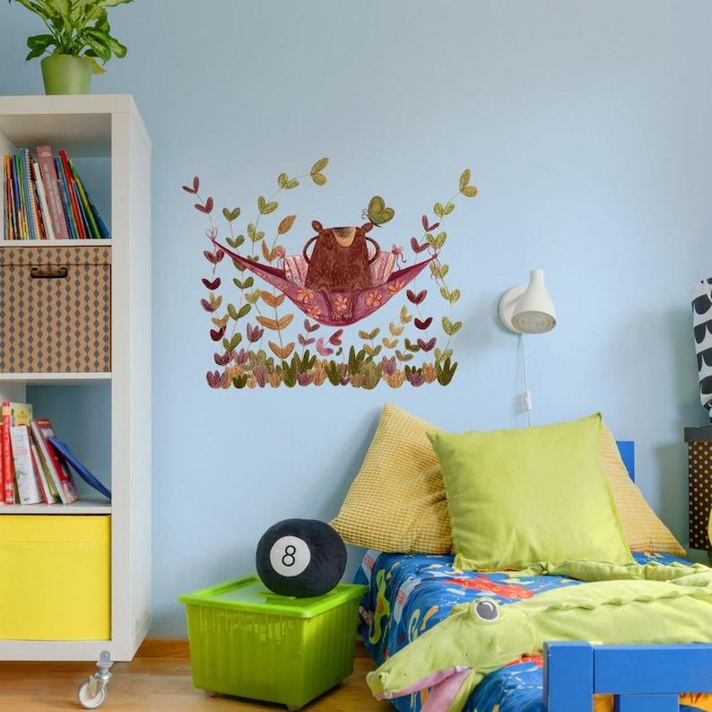Hanging Out Interior D U00e9cor Art Sticker Decal By Aleksandra Szmidt