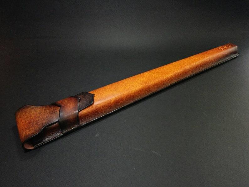 Classical case Leather Baton Case Classic,Orchestra Conductor Music