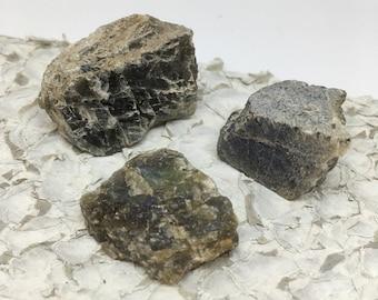 Raw Labradorite Chunk