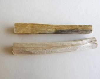 Palo Santo Smudge Sticks 2 pack
