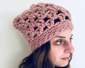 aa585f8942669 Boho Slouch Beanie (women s slouchy hat