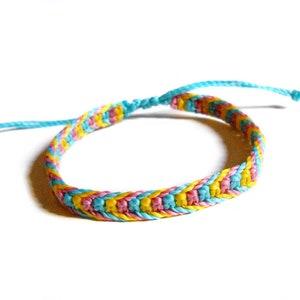 Asexual Pride Flag Bracelet,Asexual Pride Flag,Minimalist Bracelet,Dainty Bracelet,Gay Pride Bracelet,N213