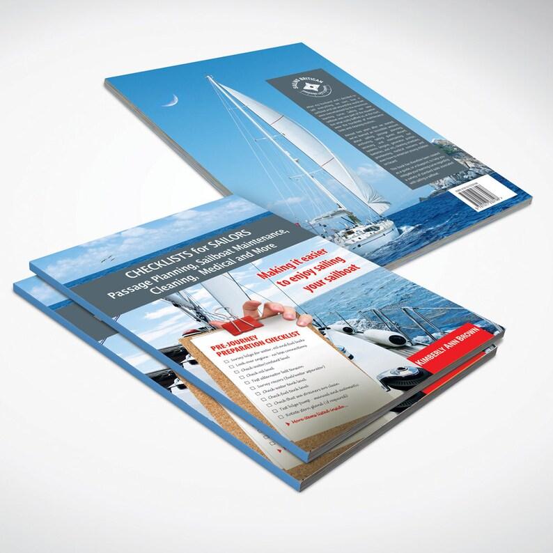 Checklists for Sailors Sailing Book Sailing Checklists image 0
