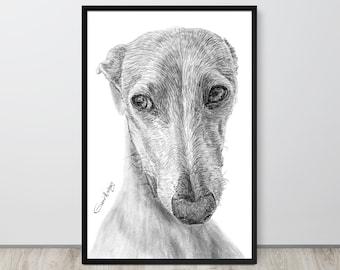 Custom Dog Drawing, Funny Pet Portrait, Commission Portrait, Digital Pet Portrait, Custom Pet Drawing, Digital Cat Portrait, Dog Portrait
