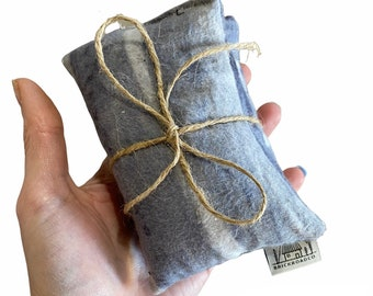Reusable hand warmer rainbow gray marble fleece rice hand warmer stocking stuffer