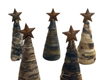 Mini camouflage Christmas tree mini camo trees sitka mossy oak realtree max