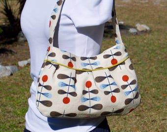 Organic Zenith Retro Modern Buttercup Bag, Purse, Handbag